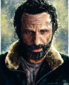 The Walking Dead - Rick Grimes by p1xer on DeviantArt