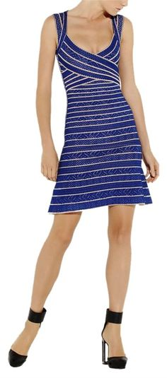 e061504b02e2 Hervé Leger Casual Short Dresses - Up to 70% off a Tradesy