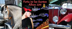 It's that time of year again as Albox Feria 2015 kicks off this weekend in Spain Buddy's nearest town. As always, the focus is on livestock and music. However, there are also events for the kids and for petrolheads.