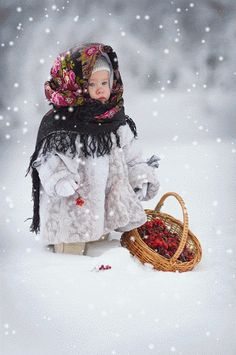 ~bundled up for a snowy day~so cute! I Love Snow, I Love Winter, Winter Snow, Winter Time, Winter Christmas, Christmas Time, Winter Berries, Holly Berries, Xmas