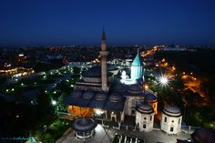 KONYA Cool Places To Visit, Bellisima, Paris Skyline, To Go, Museum, Explore, Holiday Decor, Travel, Image