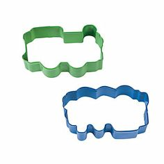 Thomas The Train & Friends Cookie Cutter Set, Cookie Cutters, Party Tableware, Party Supplies, Cake Decorating Supplies - Oriental Trading