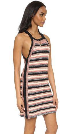 Free People Retro Ruby Crochet Dress | SHOPBOP SAVE UP TO 25% Use Code: GOBIG16