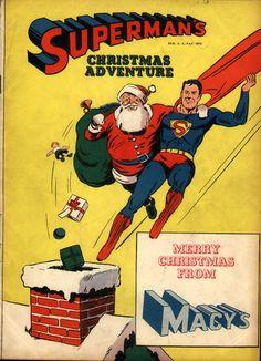 Superman's Christmas Adventure