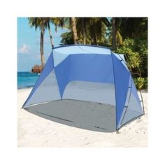 Tent Canopy Shade Shelter Park Sideline Portable Camping Beach Sun