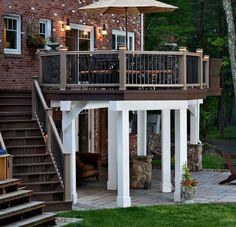 Take a few minutes to check your deck for safety. And here's how! | When Deck Safety Is Always The Best Policy | archadeck.com