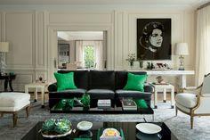 A modernização do luxo passado - Casa Vogue   Casas
