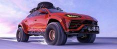 """Lamborghini Urus """"Arctic Truck"""""""