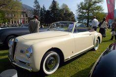 1949 Lancia Aprilia Pinin Farina Cabriolet