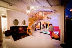 Romper Rooms: 12 Awesome IndoorPlaygrounds
