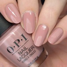 OPI Peru Fall/Winter 2018 Collection (Nail Polish Society) OPI Peru Fall/Winter 2018 Collection Somewhere Over the Rainbow Mountains Opi Nail Colors, Gel Polish Colors, Fall Nail Colors, White Nail Polish, Natural Nail Polish Color, Nail Colors For Pale Skin, Opi Gel Polish, Cute Nail Colors, Fall Nail Polish