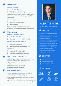 Cool Resume Template Software Engineer Idea free resume for software engineer fresher template word Resume Template Software Engineer. Here is Cool Resume Template Software Engineer Idea for you. √ Software Engineer Resume Samples Sample Resume For D. Format Cv, Resume Format In Word, Best Resume Format, Cv Format For Job, Resume Format Free Download, Cv Resume Template, Resume Design Template, Resume Cv, Free Resume