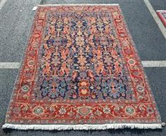 "Caucasian style rug, 4'9"" x 7'1"" Available in our December 13th Catalog   #rugs #rug #runners #caucasianrug"