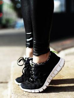Black-on-black.