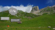 Check-list rando montagne, ou comment ne rien oublier...