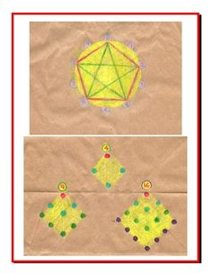 Amazing Stocks Of Multiplication Table Patterns Waldorf Math, Math Patterns, Form Drawing, Times Tables, Brown Paper, Image Shows, Colored Pencils, Kites, Homeschool