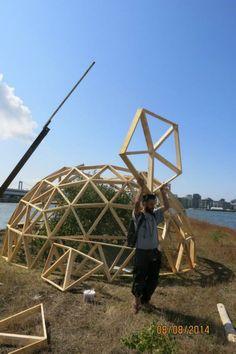 domo geodesico tutorial pdf - testimonio de Jeronimo Valdes