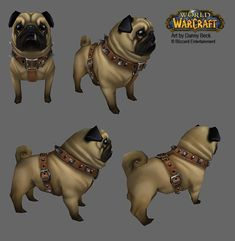 World of Warcraft art Character Modeling, Game Character, Character Concept, Character Design, Warcraft Art, World Of Warcraft, Pug Photos, Poli, Hand Painted Textures