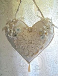 fabric heart images - Google Search