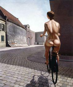 Joop Moesman, The Rumour, 1941 #art #painting