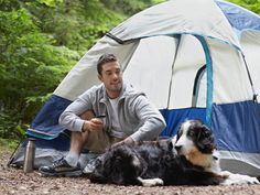 A Checklist for Camping With Your Dog