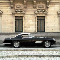 Ferrari friday! Peter Kalikows Ferrari 410 Super America from 1958 is a stunning piece of machinery.…