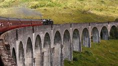 Where can you take the Hogwarts express?