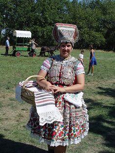Hontianska parada - Folk costume - Traditional kroj from Slovakia