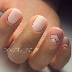 Nails Gelish Nails, Nude Nails, Manicure And Pedicure, Diy Nails, Acrylic Nails, Shellac, Fancy Nails, Pretty Nails, Natural Nails