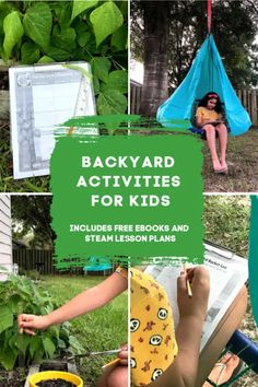 "#ad Explore our collection of 15 fun ways to spend more time outside with your child in the backyard! We've included a series of free ebooks and lessons plans from the makers of OFF!® and WeAreTeachers called ""The Never Starting Tales"", a collection of reinterpreted fairytales, to inspire families to spend more time having fun outdoors. Outdoor Activities For Kids, Outdoor Learning, Reading Activities, Classroom Activities, Reading Lessons, Reading Skills, Teaching Jobs, Student Learning, New Teachers"