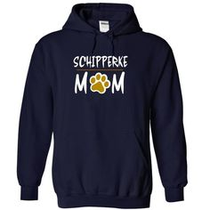 SCHIPPERKE mom love dog - #t shirt designer #cool hoodie. SATISFACTION GUARANTEED => https://www.sunfrog.com/Pets/SCHIPPERKE-mom-love-dog-2189-NavyBlue-18935375-Hoodie.html?id=60505