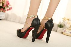 Sturdy Unattainable angel Platform Sandals