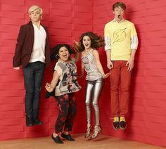 It's official! Austin & Ally are getting a 4th season made! :D <3 Nice one, Disney!