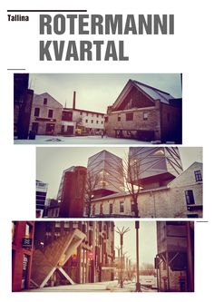 #Rotermannikvartal #Tallinn #Estonia 18/ 02/ #2015