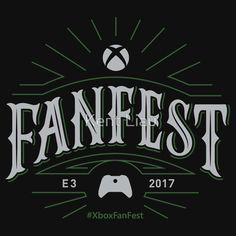 Xbox E3 2017 FanFest (Dark BG Version)