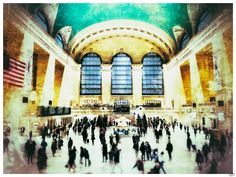 Grand Central Terminal New York. Photo Art by Schwantz Art & Design Photo Art, New York, Design, New York City, Nyc