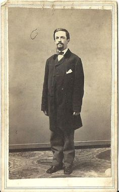 CDV Photo Handsome Sturdy Young Gentleman Civil War Era Schenectady NY Signed ID | eBay