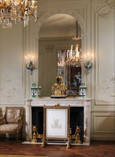 Neoclassical Boiserie from the Hôtel Lauzun | French, Paris | The Metropolitan Museum of Art