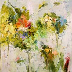 Abstract Painting by Abstract Artist Conn Ryder