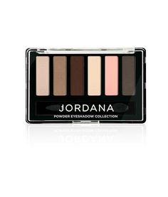 Jordana Eyeshadow Collection – 07 Make Me Matte
