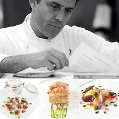 2 star - Chef Giancarlo Perbellini - Restaurant Casa Perbellini - Verona, Italy #italianfood #italianchef #italianrestaurant www.100ITA.com