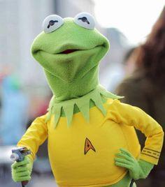 Captain James T. Kermit