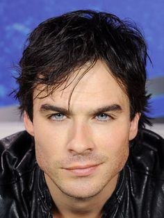 Ian Somerhalder   My choice to play Christian Grey