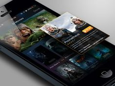 Movies app UI (If u click)