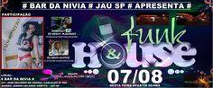 Divulg@rtes.com: BALADA THE BEST APRESENTA: FUNK & HOUSE/SEXTA 07-A...