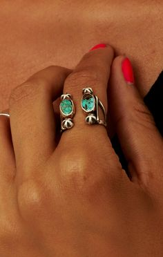 .love silver and turquoise.   CLICK THIS PIN if you want to learn how you can EARN MONEY while surfing on Pinterest