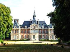 Chateau de Baronville, Beville le Comte, of The Montescot Family, of The Lattaignant Family, of The Marquesses of Aligre, of The Marquesses of Pomereu d'Aligre, of The Counts of Rougé