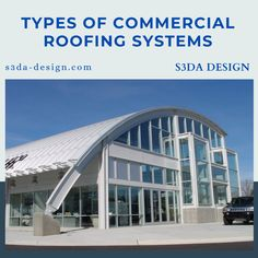 The roof is, without a doubt, one of the most critical parts of a commercial building. After all, it protects the building against the elements, a capability that structural engineers always ensure during construction. The capability of a roof to shield a building from harsh sunlight, heavy rains and snow, and strong winds also depends on the choice of roofing system itself.   Click here to read more: Architecture Facts, Commercial Roofing, Strong Wind, Roofing Systems, Engineers, Sunlight, Castle, Construction, Snow