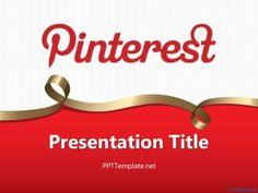 Free Pinterest PPT Template