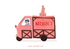 Mendl's - Great Budapest Hotel